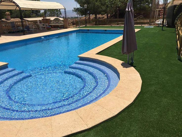 Modelo de piscina 3