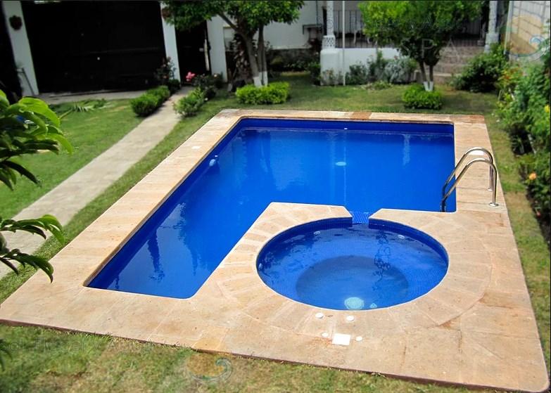 Modelo de piscina 7